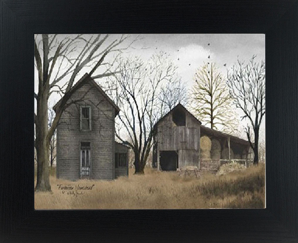 Forgotten Homestead by artist Billy Jacobs BJ146