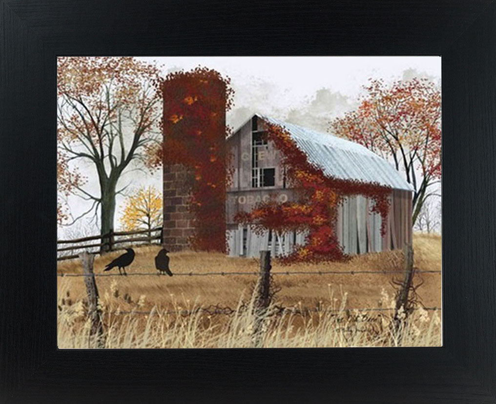 The Old Barn by artist Billy Jacobs BJ833
