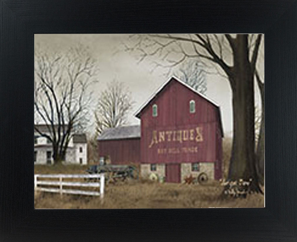 Antique Barn by artist Billy Jacobs BJ189