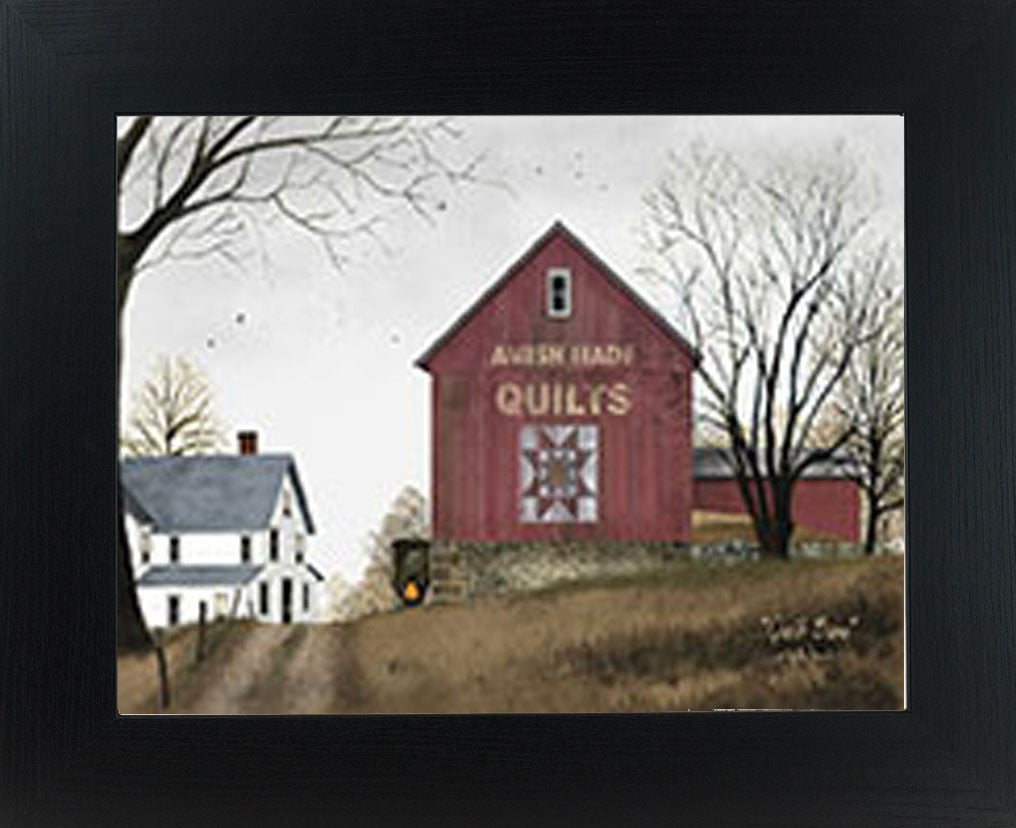 Quilt Barn by artist Billy Jacobs BJ191