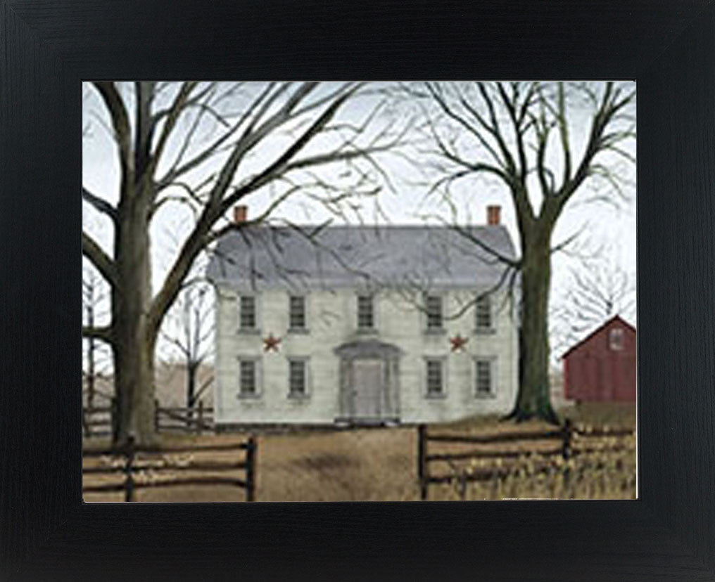 Early American Home by artist Billy Jacobs BJ192