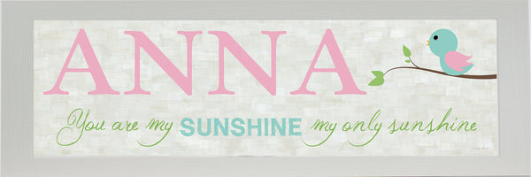 You Are My Sunshine personalized PERS009 - Summer Snow Art