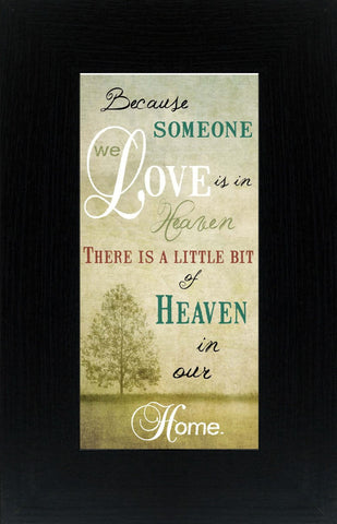 Because Someone We Love Is In Heaven SS1125