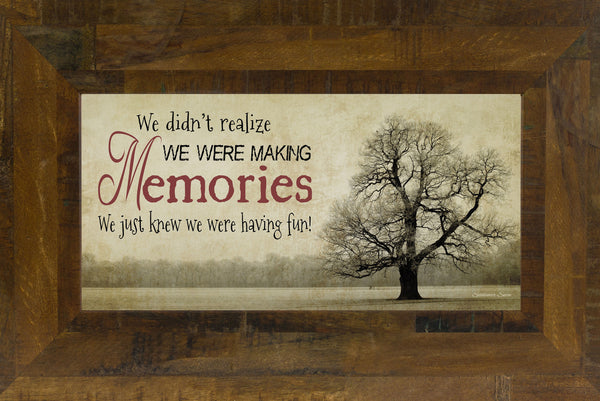 Making Memories Tree SS1142 - Summer Snow Art