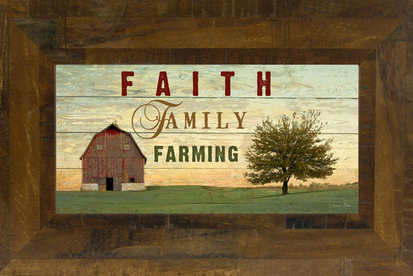 Faith Family Farming SS1152 - Summer Snow Art
