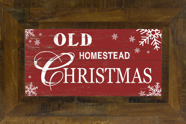 Old Homestead Christmas SS1408