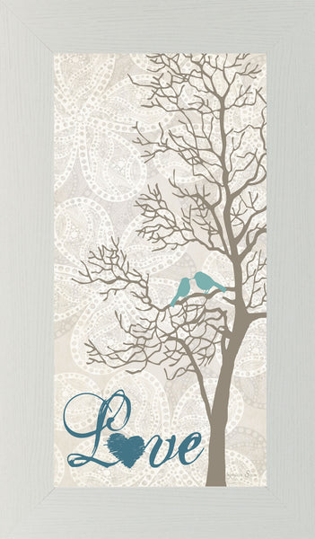 Love blue birds SS1431 - Summer Snow Art