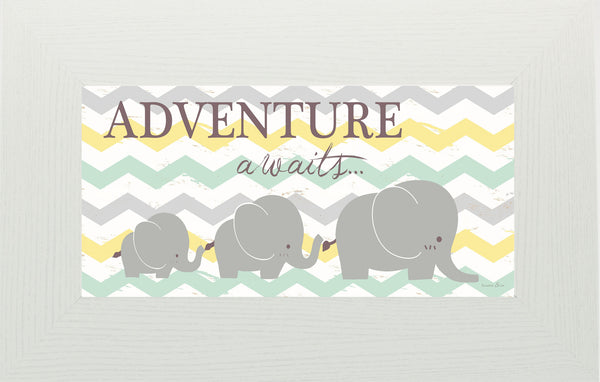 Adventure Awaits SS1506 - Summer Snow Art