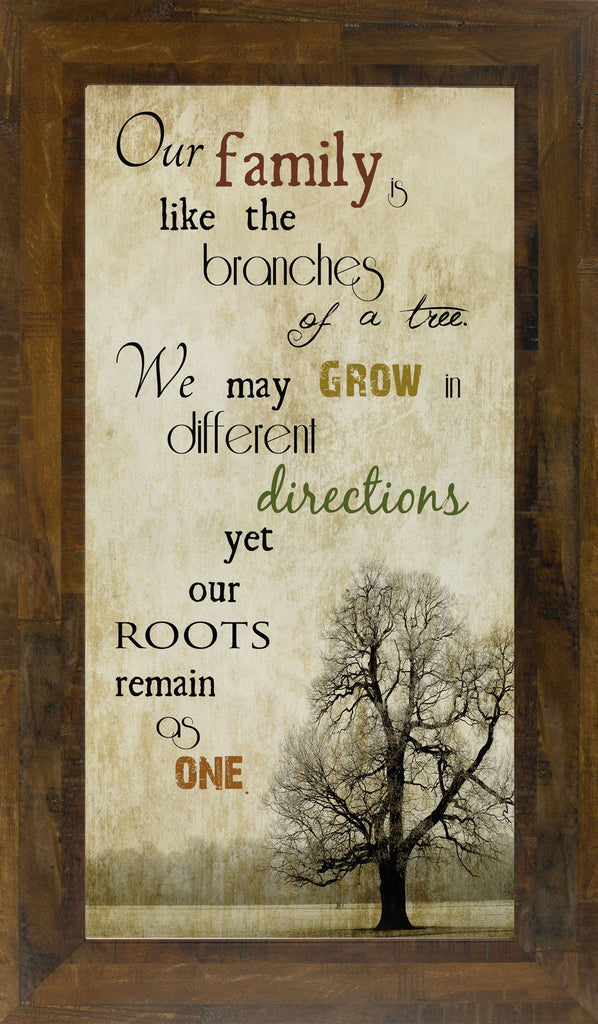 Our Family is like the Branches of a Tree SS5405