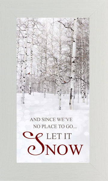 Let it Snow SS5408 - Summer Snow Art