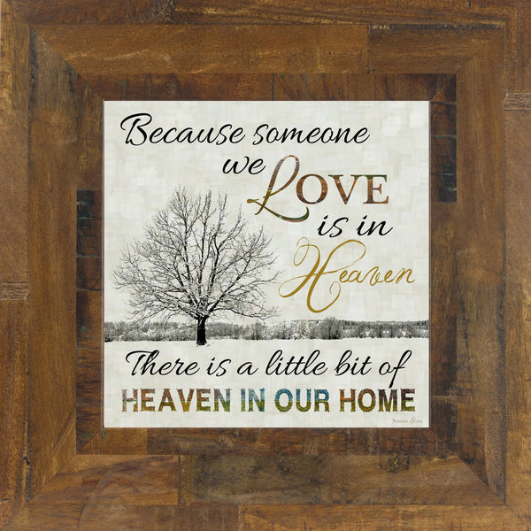 Because Someone You Love Is In Heaven  SS6747