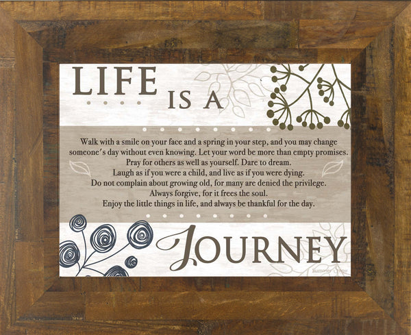 Life is a Journey SS9746