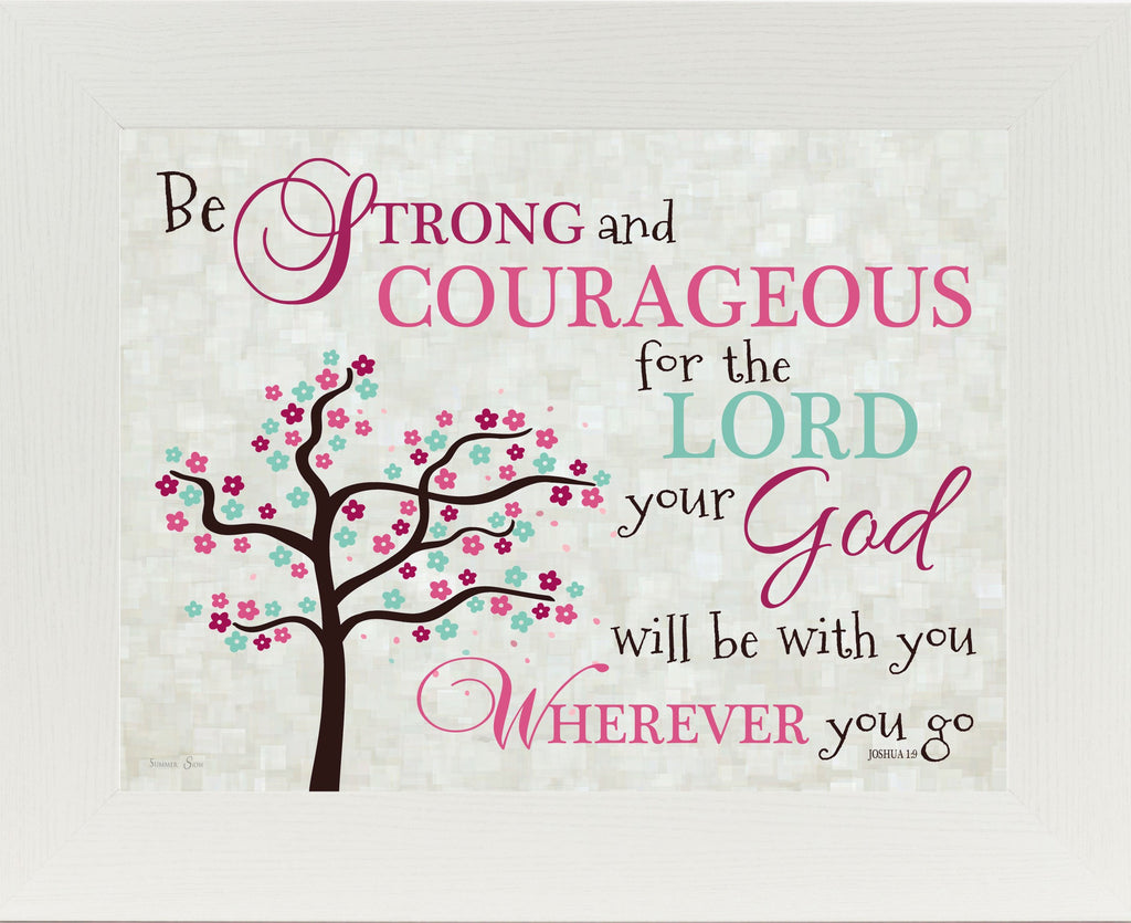 Be Strong And Courageous Pictures, Photos, and Images for Facebook ...