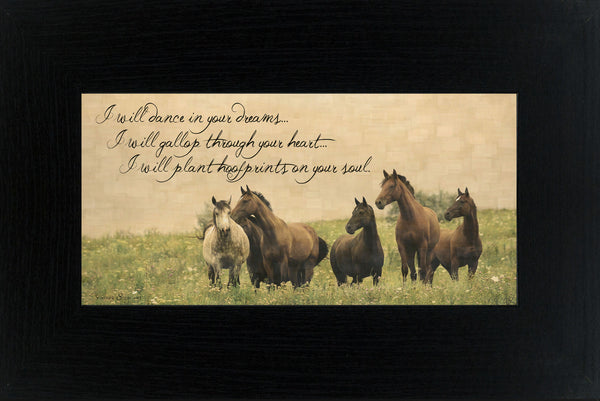 I Will Dance In Your Dreams Horse SSW1226 - Summer Snow Art