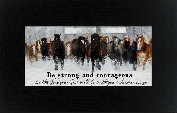 Be Strong and Courageos SSW1326