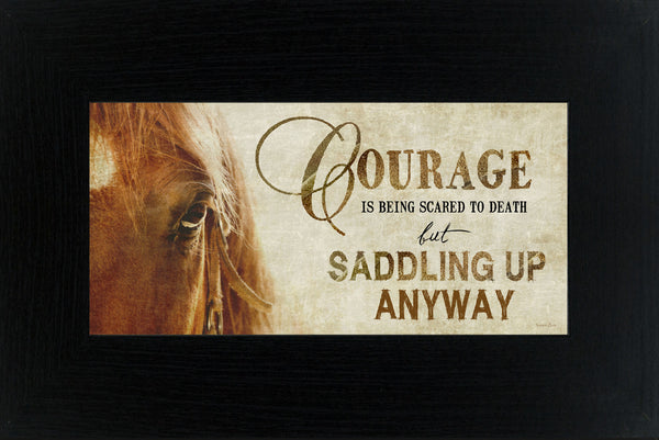 Courage is Being Scared to Death SSW1334