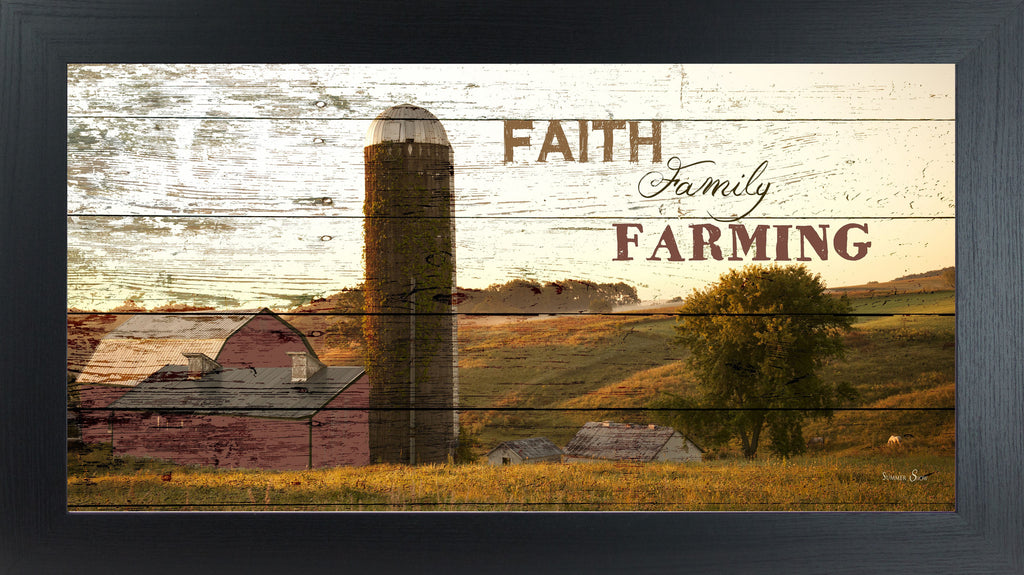 Faith Family Farming silo SSW1350