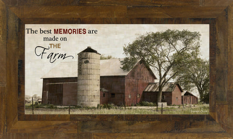 The Best Memories are Made on the Farm SSW1505
