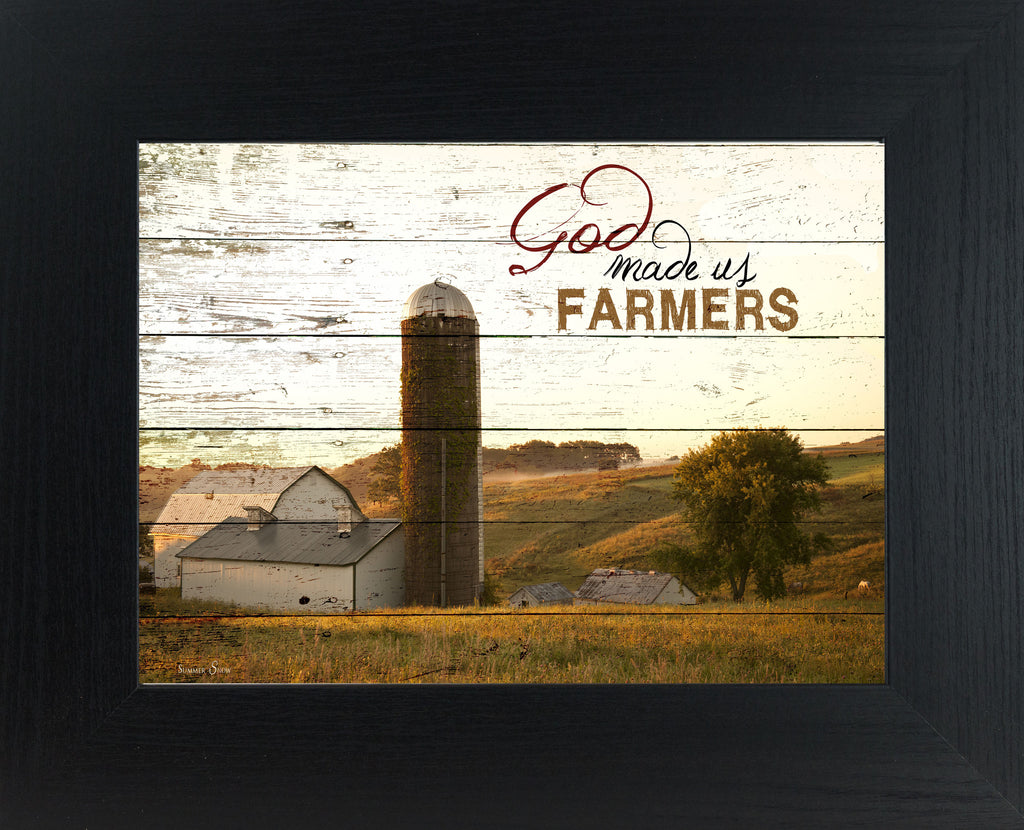 God Made Us Farmers SSW9939
