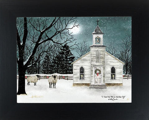 I Heard the Bells on Christmas Day night scene by Billy Jacobs BJ1160
