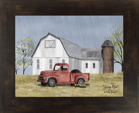 Spring Rain by artist Billy Jacobs BJ1197