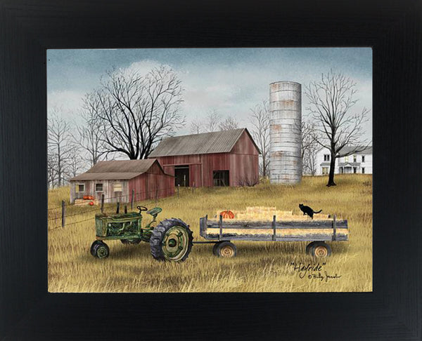 Hayride by Billy Jacobs BJ1235 - Summer Snow Art