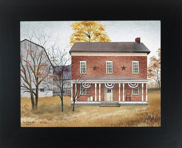The Old Tavern House by Billy Jacobs BJ125