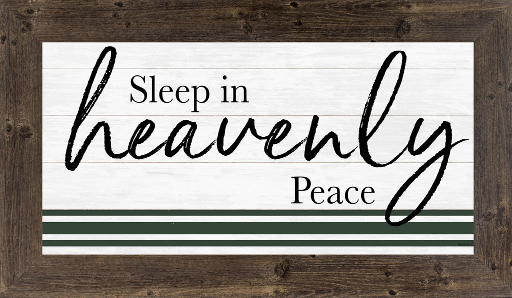 Sleep in Heavenly Peace by Summer Snow SS1011 - Summer Snow Art
