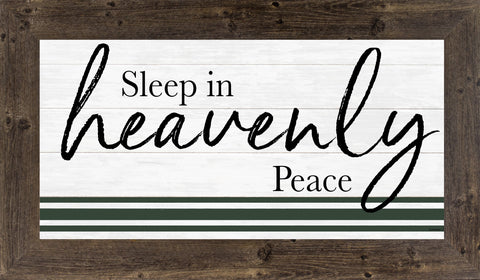 Sleep in Heavenly Peace by Summer Snow SS1011