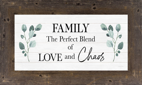 Family The Perfect Blend of Love and Chaos by Summer Snow SS1017