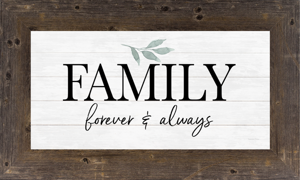 Family Forever & Always by Summer Snow SS1025 - Summer Snow Art