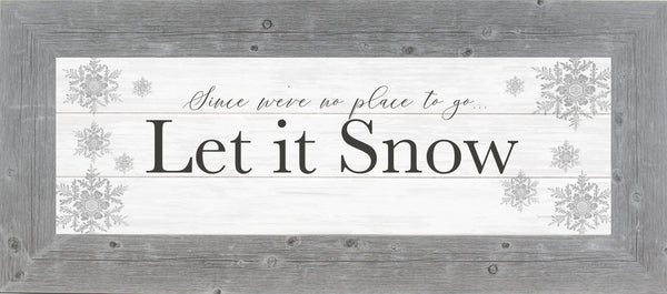 Let It Snow by Summer Snow SS103633