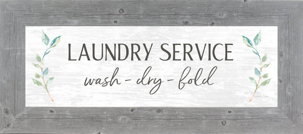 Laundry Service Wash Dry Fold by Summer Snow SS10369 - Summer Snow Art