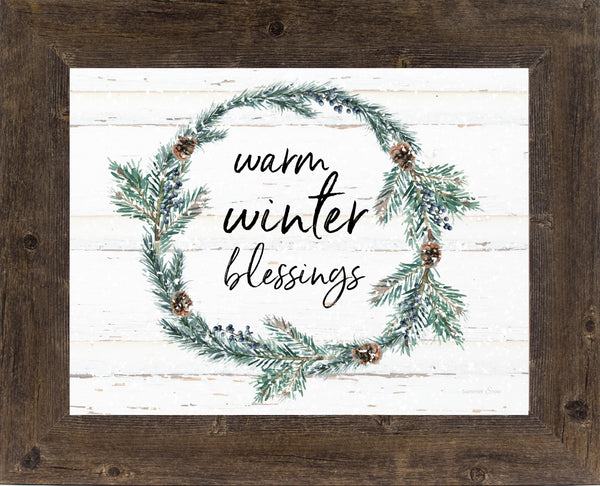 Warm Winter Blessings by Summer Snow SS104