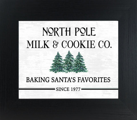 North Pole Milk and Cookie Co. by Summer Snow SS108