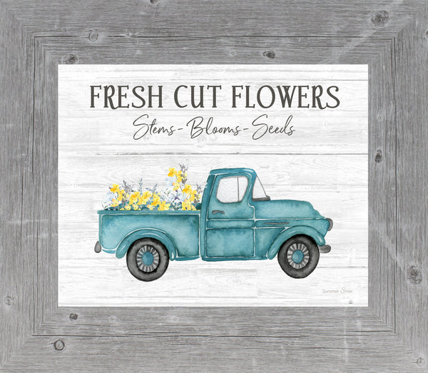 Fresh Cut Flowers by Summer Snow SS10 - Summer Snow Art