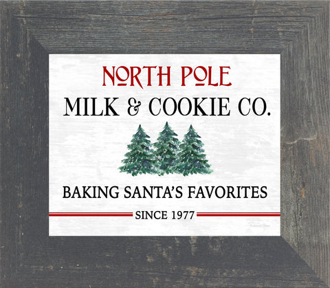 North Pole Milk and Cookie Co. by Summer Snow SS110