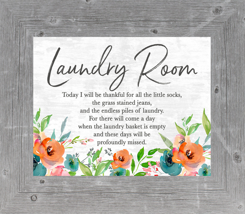 Laundry Room by Summer Snow SS157