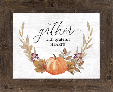 Gather With Grateful Hearts by Summer Snow SS166