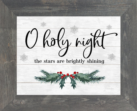 O Holy Night by Summer Snow SS186