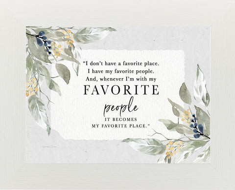 Favorite People by Summer Snow SS229
