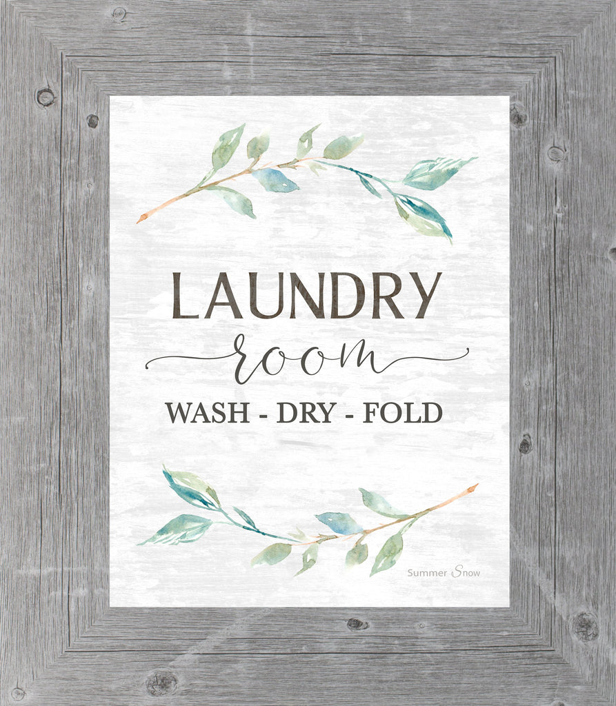 Laundry Room by Summer Snow SS31 - Summer Snow Art