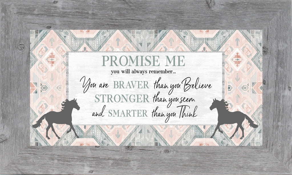 Promise Me horse by Summer Snow SSW500 - Summer Snow Art
