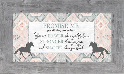 Promise Me horse by Summer Snow SSW500