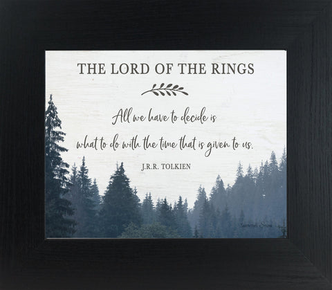 The Lord of the Rings by Summer Snow SS54