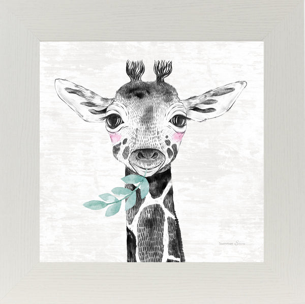 Giraffe by Summer Snow SS805 - Summer Snow Art