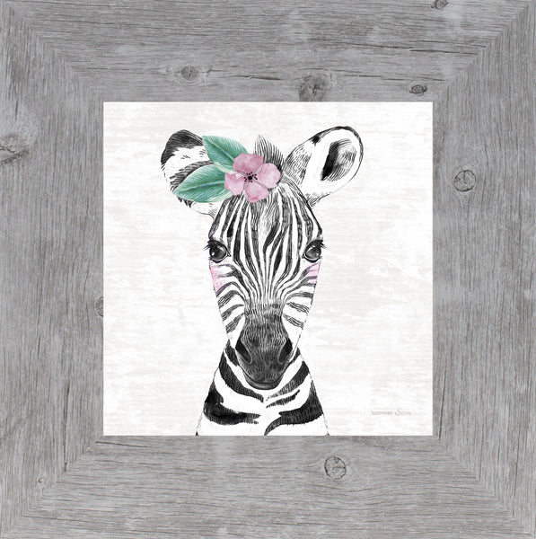 Zebra by Summer Snow SS808