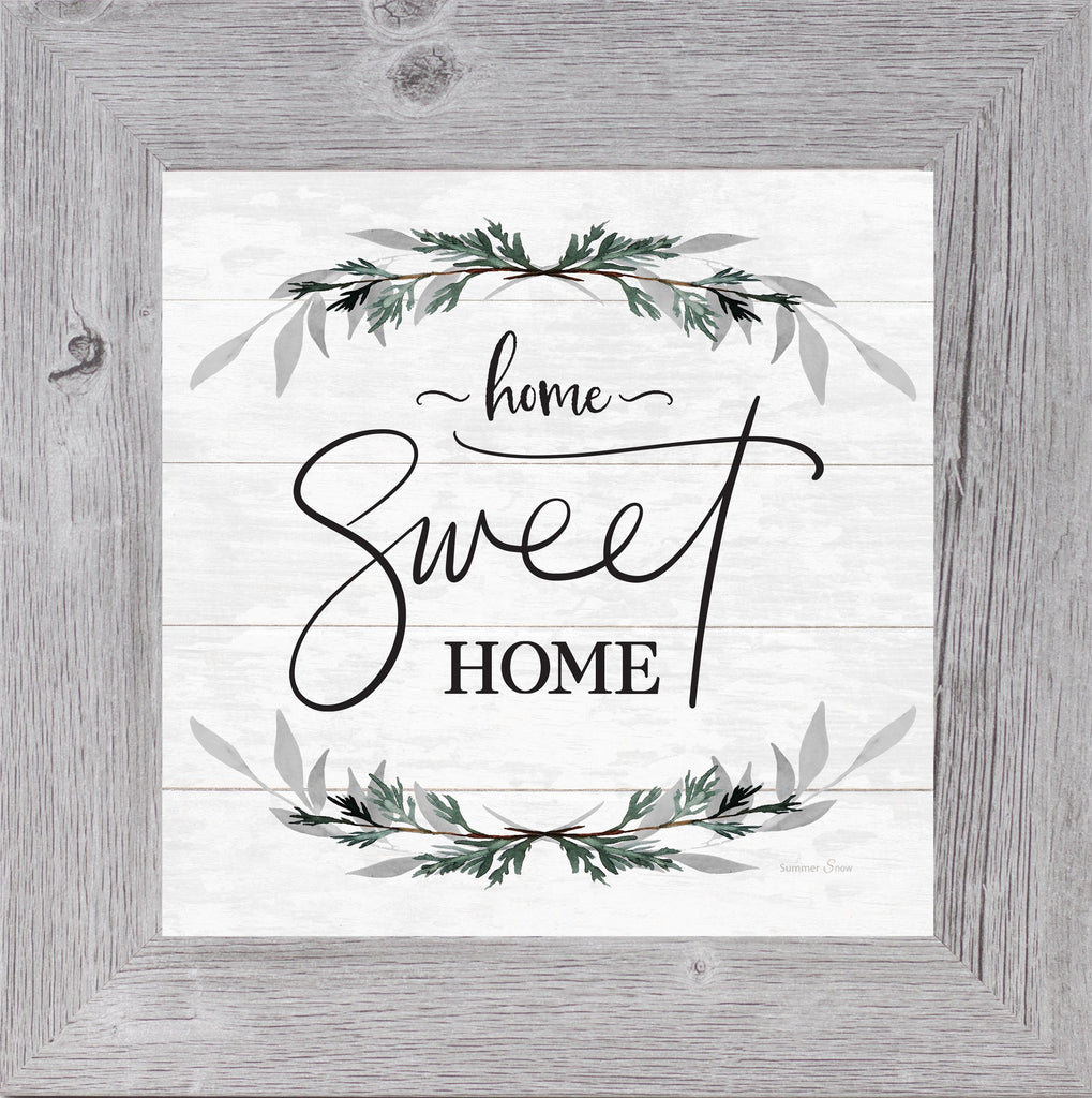 Home Sweet Home by Summer Snow SS839 - Summer Snow Art