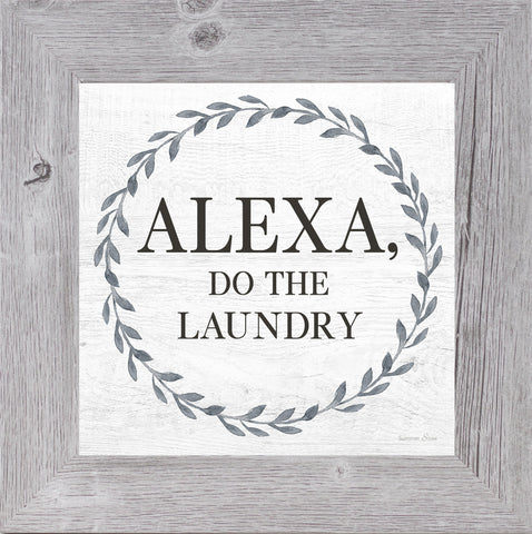 Alexa, Do the Laundry by Summer Snow SS840