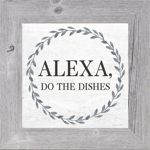 Alexa, Do the Dishes by Summer Snow SS841